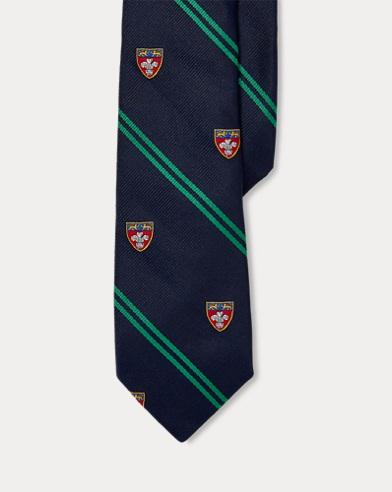 Silk Twill Club Tie