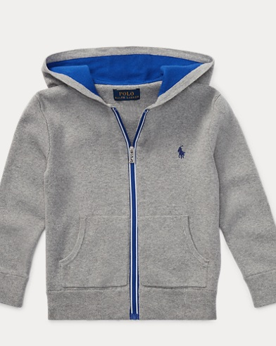 Combed Cotton Hoodie