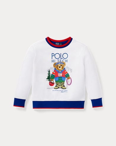 Hi Tech Sweatshirt mit Polo Bear