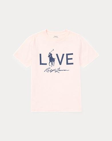 Pink Pony Live Love T-Shirt