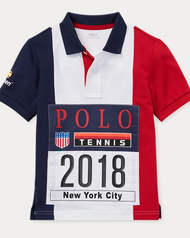 US Open Piqué Polo Shirt