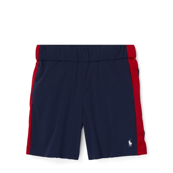 Ralph Lauren Us Open Ball Boy Short French Navy 2T