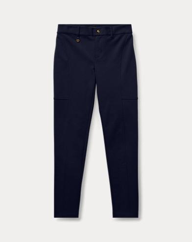 Pantalon skinny en ponte
