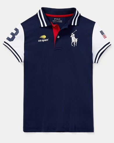 US Open Ball Girl Polo Shirt