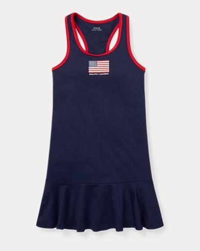 US Open Racerback Dress