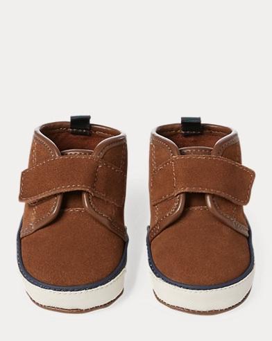 Chett EZ Suede Mid-Top Sneaker