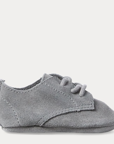 Mort Suede Oxford