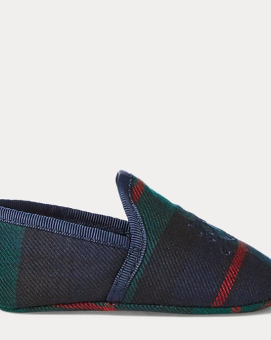 Ash II Plaid Slipper