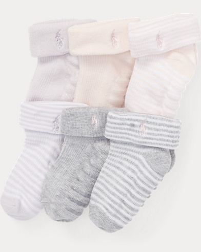Cuffed Sock 6-Pack