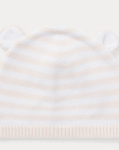 Bear-Ear Cotton Hat