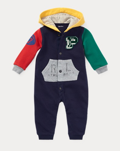 Cotton Hooded Coverall