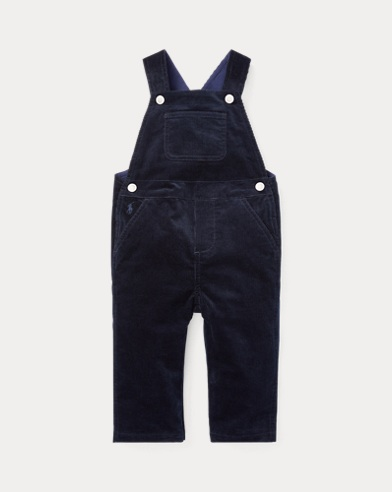 Stretch Corduroy Overall