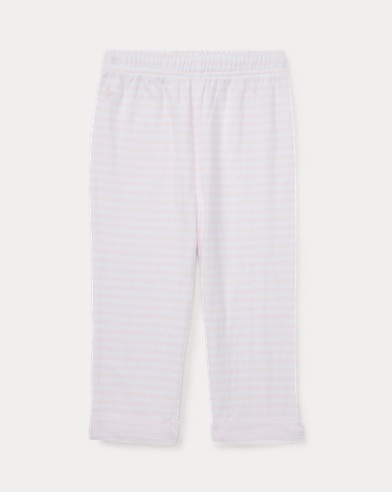 Striped Jacquard Knit Pant