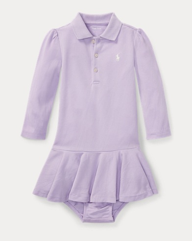Robe polo et bloomer