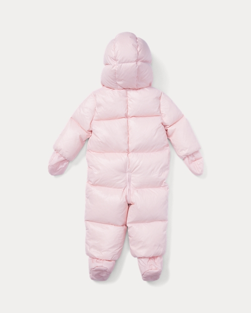 b6134694f Quilted Snowsuit | Ralph Lauren UK