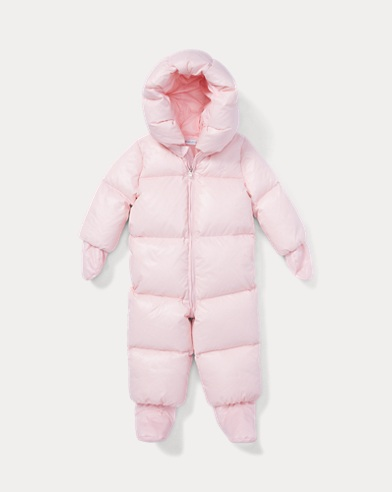 Quilted Snowsuit