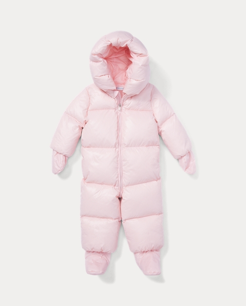 0e32244f6 Quilted Snowsuit