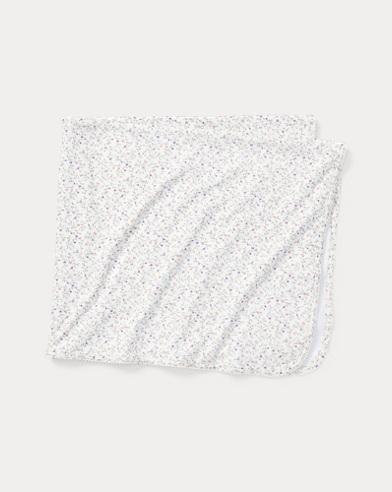 Floral Reversible Blanket