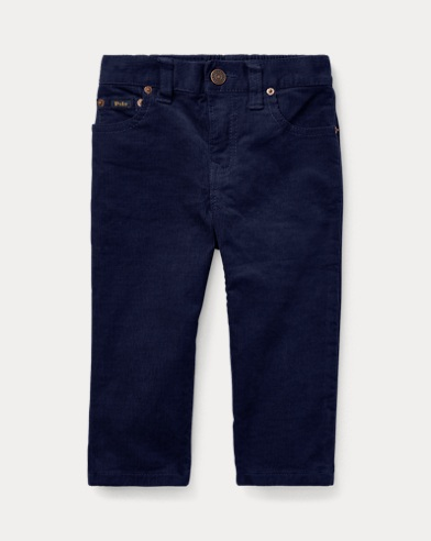Stretch Corduroy Trouser
