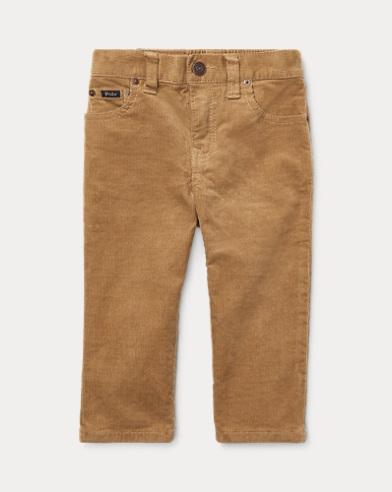 Stretch Corduroy Trouser
