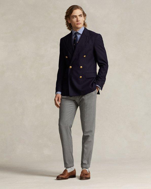 Striped Easy Care Stretch Poplin Shirt - All Fits