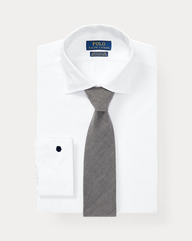 Slim Fit French Cuff Shirt