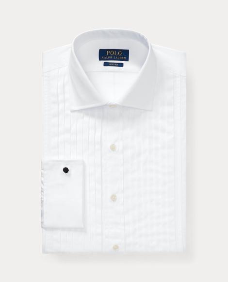 Custom Fit Tuxedo Shirt