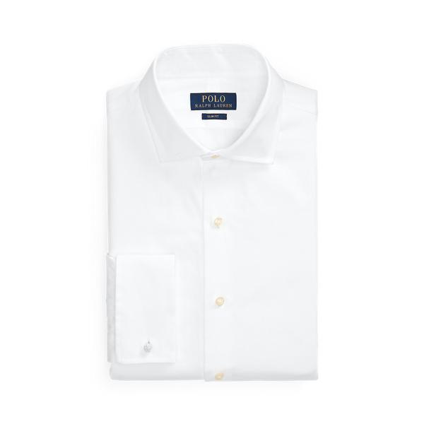 폴로 랄프로렌 셔츠 (슬림핏) Polo Ralph Lauren Slim Fit Tuxedo Shirt,White
