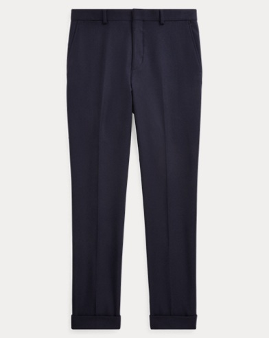 Polo Flannel Suit Trouser