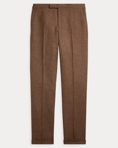 Polo Houndstooth Suit Trouser