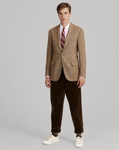 Polo Herringbone Sport Coat