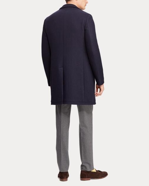 46c6cd13fc93 Polo Ralph Lauren Wool-Blend Topcoat 5