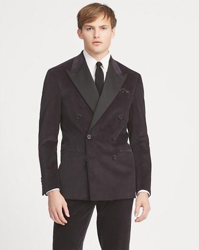 Polo Corduroy Tuxedo Jacket