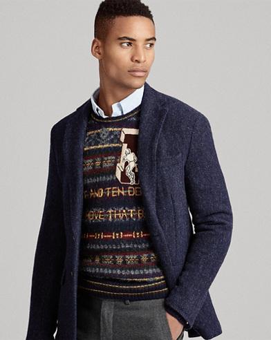 Morgan Wool Tweed Sport Coat