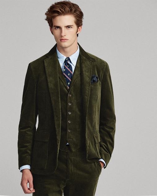 5394a5433edea4 Polo Ralph Lauren Corduroy Suit Jacket 1
