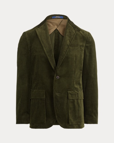 Morgan Corduroy Suit Jacket