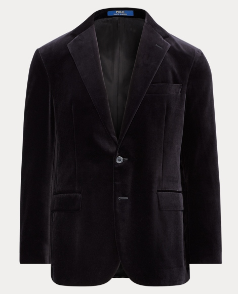 Morgan Velvet Suit Jacket