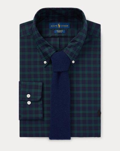 Classic Fit Tartan Shirt