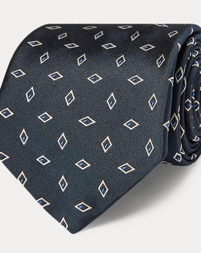 Macclesfield Silk Narrow Tie