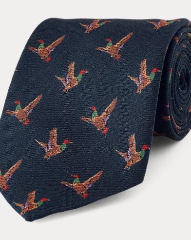 Duck Challis Narrow Tie