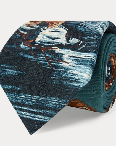 Sportsman Silk Narrow Tie