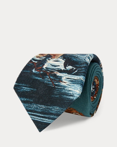 Sportsman Silk Narrow Tie