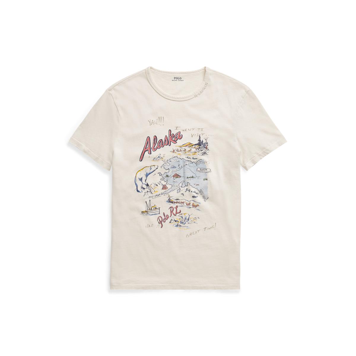 Ralph Lauren Men/'s POLORL Shirt Number 3 Custom Slim Fit White Size M