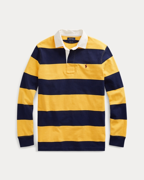 5a98a05c5f5 Polo Ralph Lauren The Iconic Rugby Shirt 1