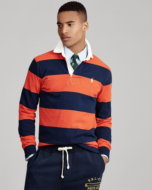 c225f3bc00d67 The Iconic Rugby Shirt   Ralph Lauren UK
