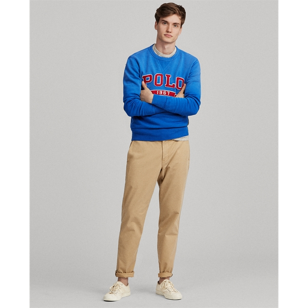 Polo Ralph Lauren Cotton-Blend-Fleece Sweatshirt (Cruise Royal)