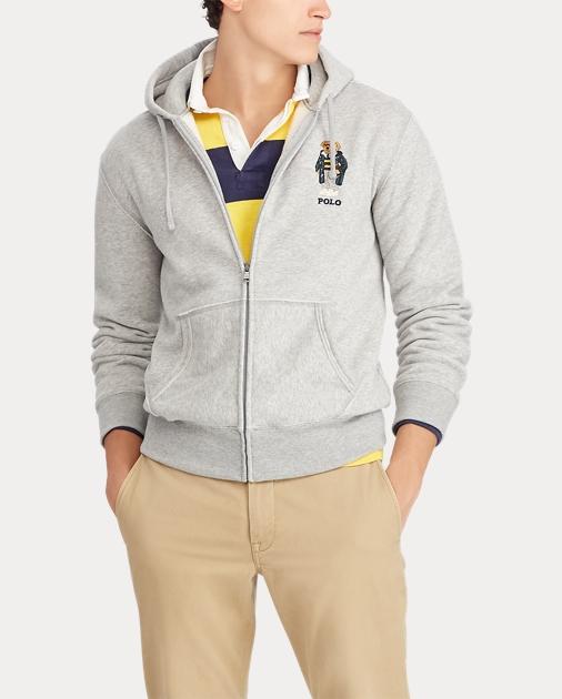 Polo Ralph Lauren Men's Polo Bear Hooded Sweatshirt with