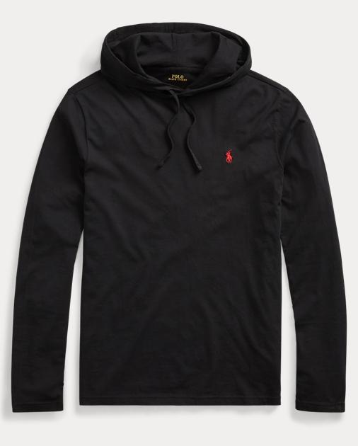 3899d6d3e Polo Ralph Lauren Cotton Jersey Hooded T-Shirt 2