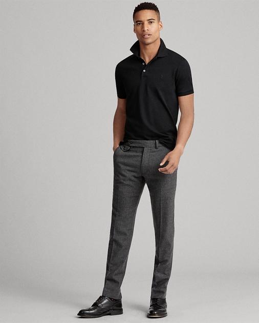 a329aa5fcd0 Polo Ralph Lauren Custom Slim Fit Stretch Polo 1