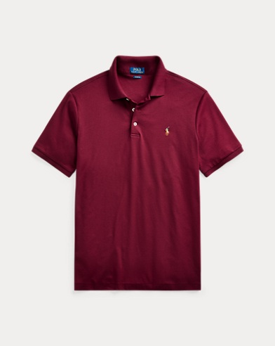 a7e0b5baea3fe Interlock Short-Sleeve Polo Shirt - All Fits. Polo Ralph Lauren